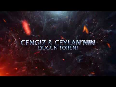 Cengiz Ve Ceylan Dugun Toreni HD