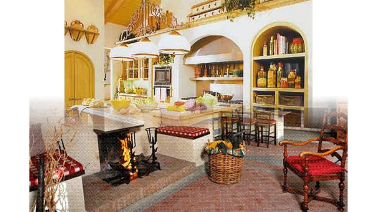 Spanish style decorating ideas - YouTube