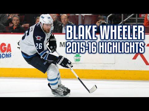 Blake Wheeler | 2015-16 Highlights