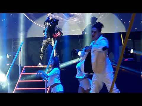 Presentacion Raymix - Oye mujer en vivo