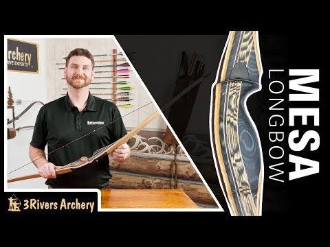 Old Mountain Mesa Longbow Review and Testing