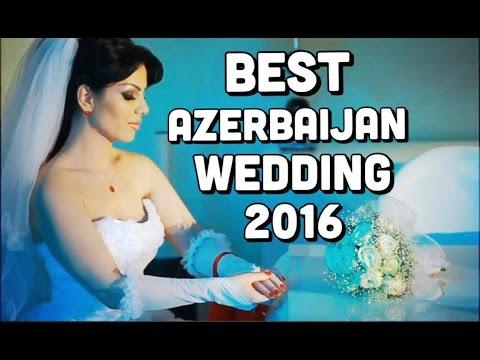 Богатая Азербайджанская Свадьба 2016 💕 Best Azerbaijan Wedding 💏