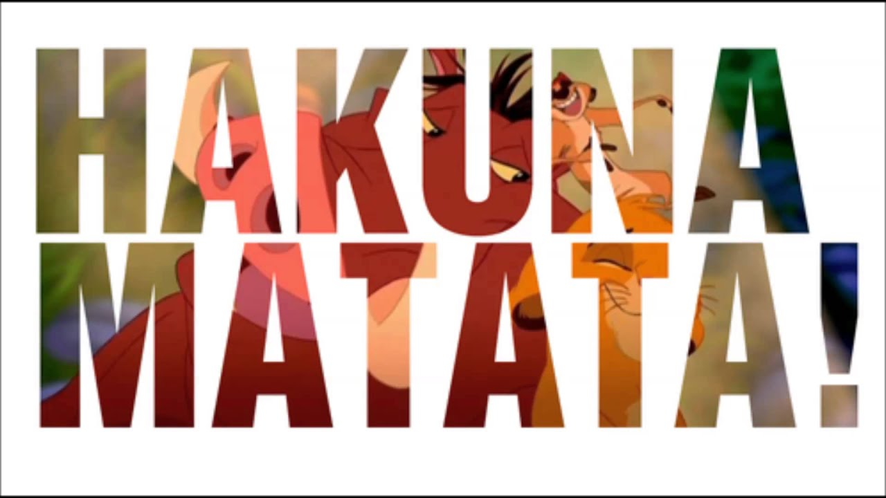 Hakuna Matata Remix Youtube