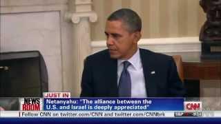 Netanyahu to Obama -