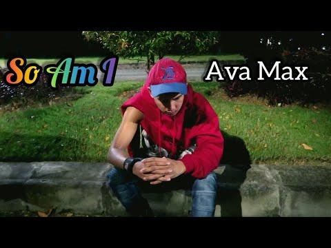Ava Max - So Am I Choreography ZUMBA  FITNESS  DANCE  At Balikpapan