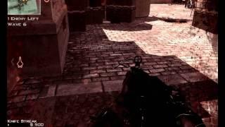 Call of duty Modern warfare 3 gameplay (hd3870x2)