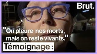 Attentat de Strasbourg : le message de paix d'Anne-Marie