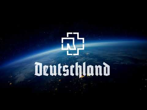 Rammstein - Deutschland (FULL COVER)