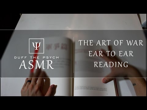 [archive] Binaural ASMR Reading - The Art of War