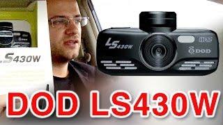 Автомобильный видеорегистратор dod ls460w отзывы