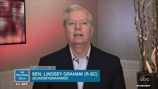 Sen. Lindsey Graham Weighs In On Presidential Election And November Voting | The View