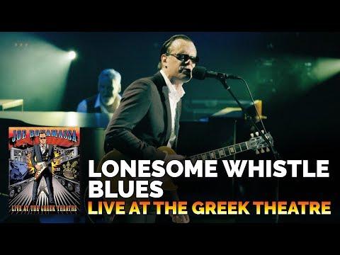 Joe Bonamassa Live Official - Lonesome Whistle Blues