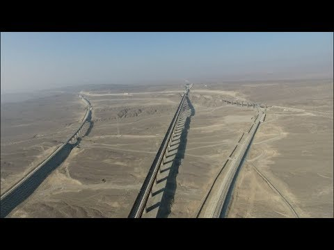 Xinjiang launches railway linking old network to high-speed rail