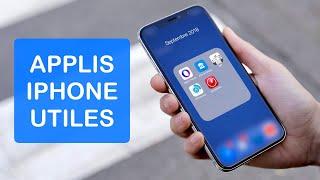 Les Meilleures Applications iPhone - Septembre 2018