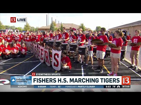 Op Football Band of the Week  Fishers High School