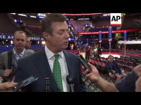 US Probing Offshore Bank Activity of Manafort