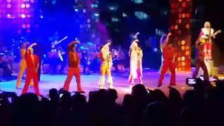 ABBA in Concert em Goiânia. Março 2019