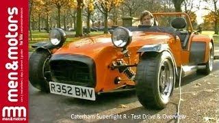 Caterham Superlight R500 Videos