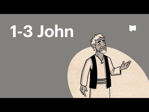 Read Scripture: 1- 3 John