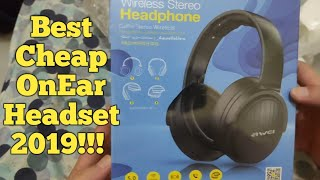 Awei A780BL Bluetooth Headset - Unboxing (Tagalog)
