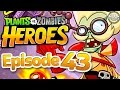 A Fun-Dead Education! - Plants vs. Zombies: Heroes Gameplay - Episode 43