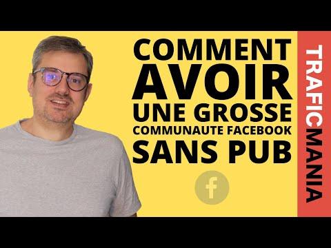 Comment avoir des likes et des partages Facebook (sans faire de pub)