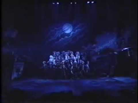 Jellicle Songs For Jellicle Cats 1991 Original Mexican Cast
