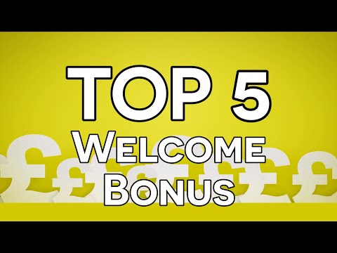 Top 5 Mobile Casino Welcome Bonuses - Pick of the Best Welcome Bonuses WMV