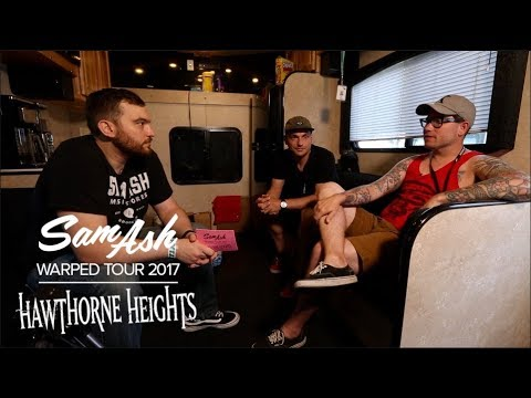 Hawthorne Heights: The Tour Bus Interview