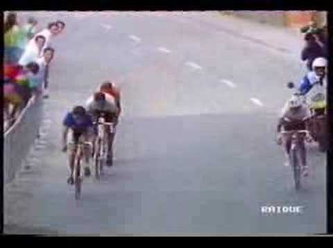 Mondiale 1991 - Trionfo Gianni Bugno