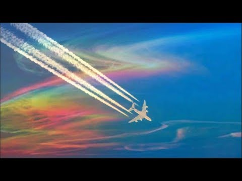 Chemtrails Conspiracy Theorist Loses His Mind