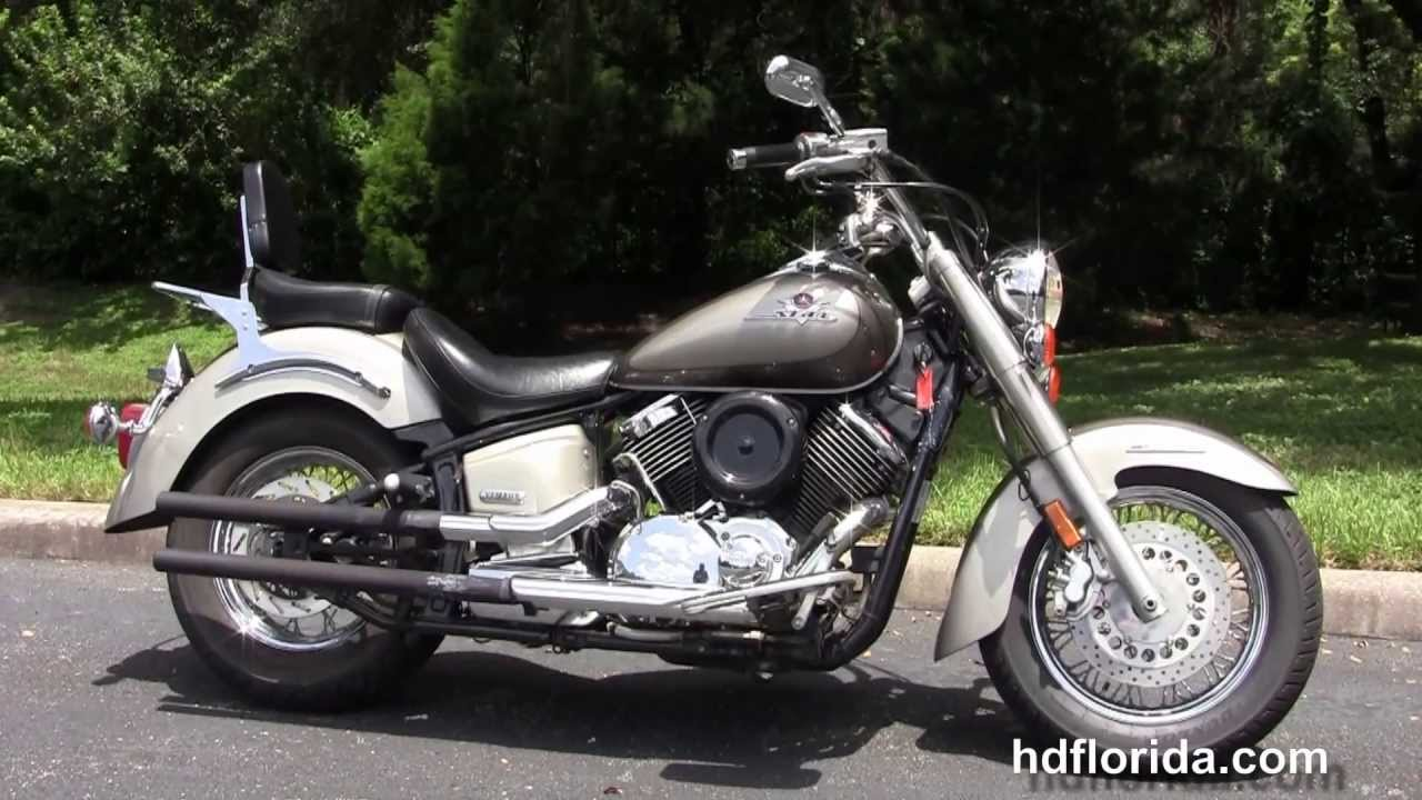 Used 2002 Yamaha V-Star 1100 Classic Motorcycle for sale