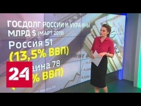 Экономика России и Украины: тенденции последних лет - Россия 24
