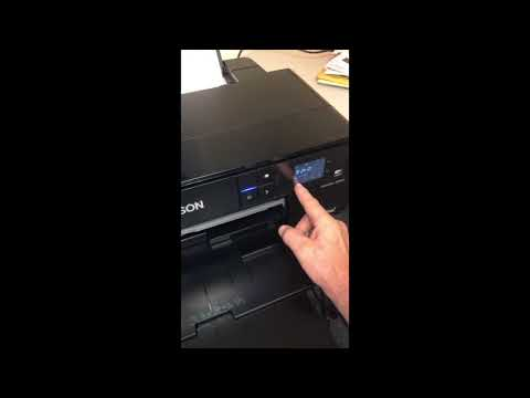 Epson SureColor P600 Firmware Downgrade Refill Instruction