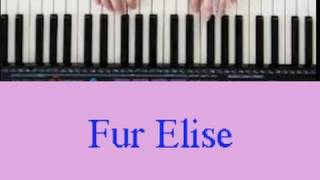 How to Play Fur Elise on Piano, Free Sheet Music provided thumbnail