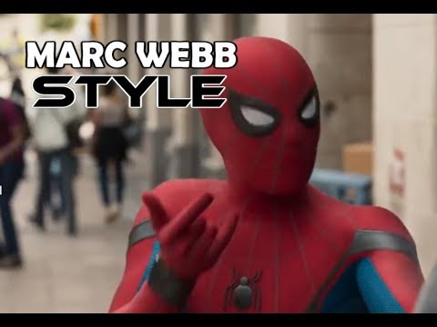 SpiderMan Homecoming MARC WEBB Style!