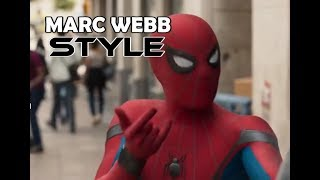 Spider-Man Homecoming MARC WEBB Style!