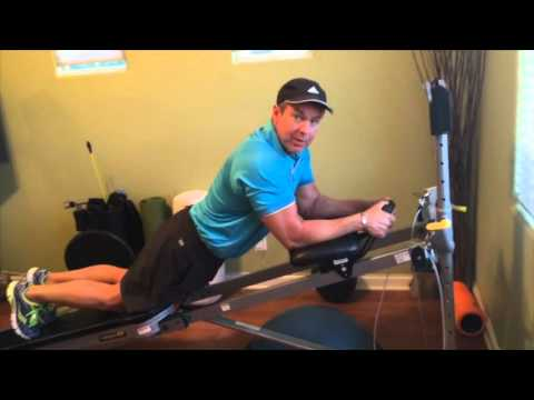 total gym exercises for golf