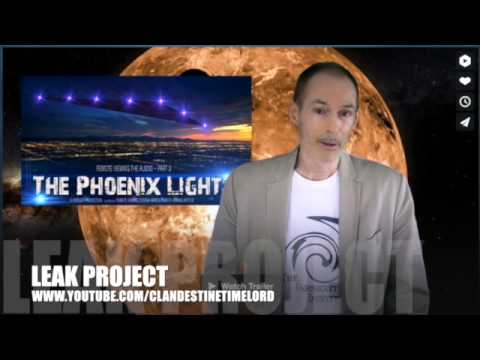 Remote Viewing the Phoenix Lights Spaceship & Its Shapeshifting Pilots, Farsight Institute