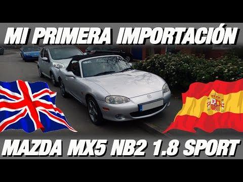 Viajando a UK para comprar e importar un coche a España y conduciendo por la izquierda - RPMlog #68