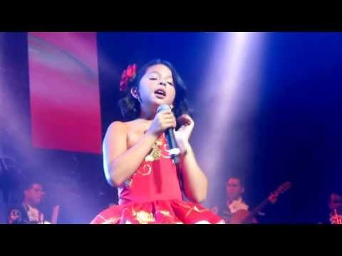 Angela Aguilar - Popurri de Juan Gabriel