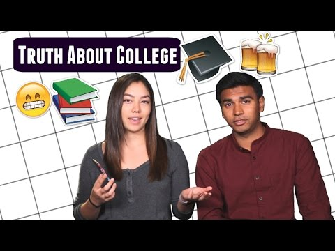 The REAL truth about college | greek life, grades, & friends