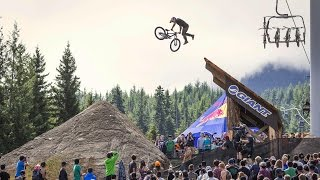 Big Air Slopestyle Mountain Biking - Red Bull Joyride 2015