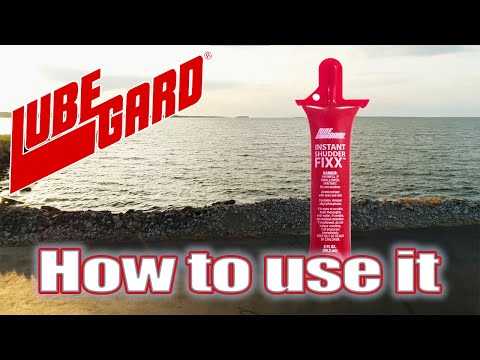 Instant Shudder Fixx - Lubegard