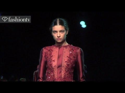 Georges Hobeika Couture Fall/Winter 2013-14 Show | Paris Couture Fashion Week | FashionTV