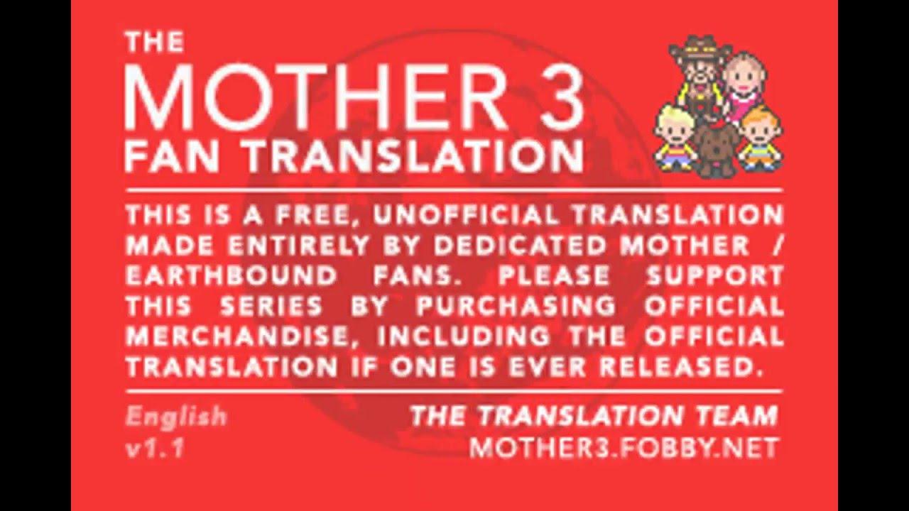 Descargar Mother 3 (GBA) Español