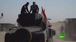 تشكيلات عراقية عسكرية ضخمة في انتظار معركة تحرير الموصل
