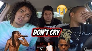 Lil Wayne - Don't Cry (ft. XXXTentacion) REACTION REVIEW