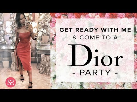 Come to a Dior Party + Q&A: My Weight Loss Recently   Sophie Shohet
