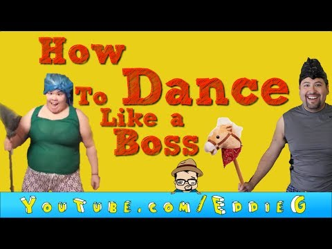 How To Dance Like A Boss in 6 Easy Steps [El Caballito De Palo by Joseph Fonseca]
